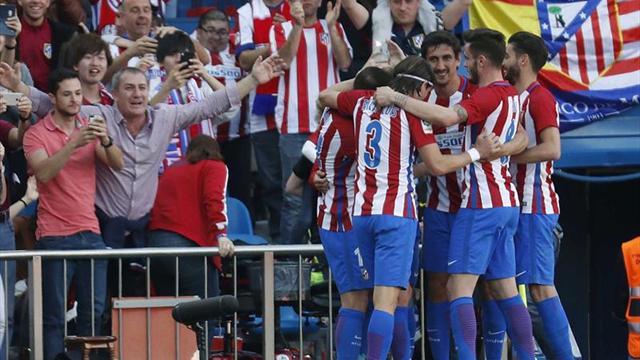 El acelerón del Atlético