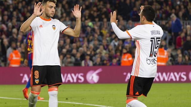 Munir celebra sus primeros 50 partidos en Primera como máximo goleador equipo