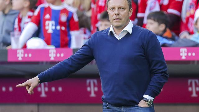 Zehnter Trainerwechsel in der Zweitliga-Saison 2016/17: Breitenreiter ersetzt Stendel bei Hannover
