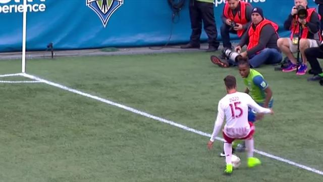 MLS-Highlights: Sahne-Vorlage killt NY Red Bulls