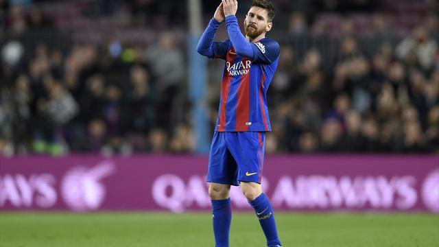 Ballermann in Serie: Messi knackt Schallmauer erneut