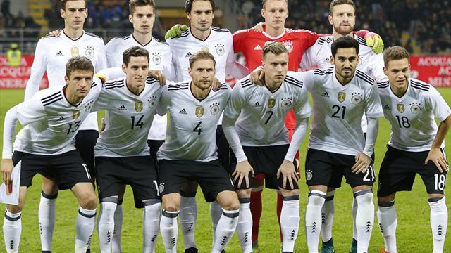 DFB-Team Favorit auf ersten Heimsieg gegen England seit 30 Jahren