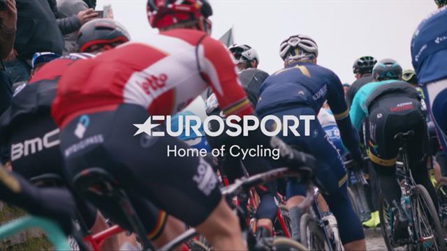 Mehr Rennen, mehr Übertragungen, mehr Tour de France: Eurosport weiter #HomeOfCycling