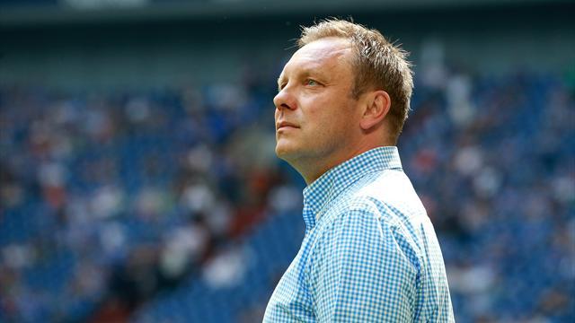 """Vertrag bis 2019: Neuer 96-Coach Breitenreiter """"erholt und motiviert"""""""