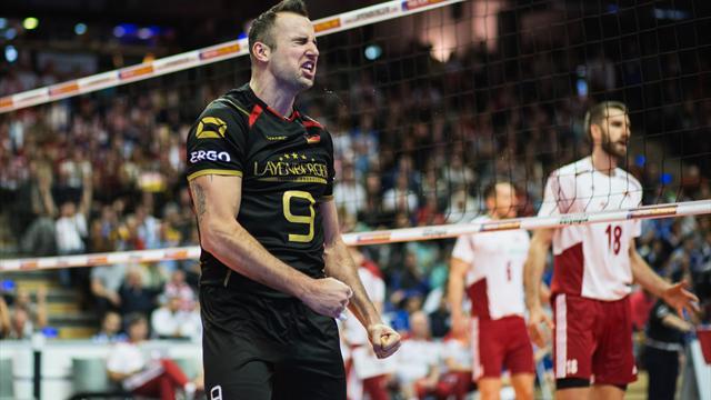 Volleyball: Grozer gewinnt in China nächsten Meistertitel