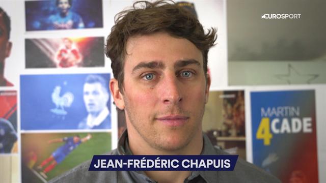 Surnom, meilleur ennemi, talent caché... L'interview vérité de Jean-Frédéric Chapuis