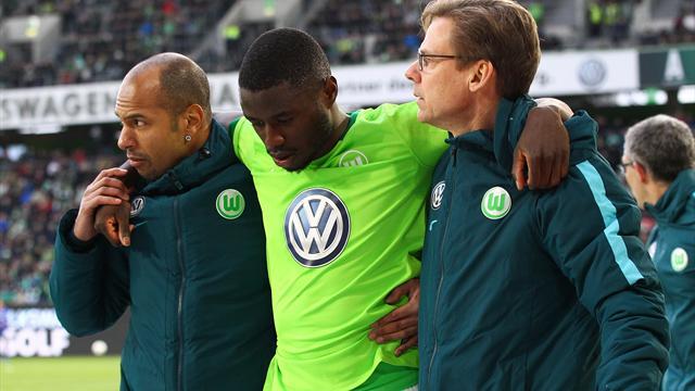 VfL Wolfsburg einige Wochen ohne Ntep