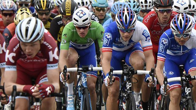 Regardez les 4 jours de Dunkerque sur Eurosport 1 et Eurosport Player