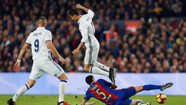 Real Madrid-Barcelona, el domingo 23 de abril a las 20.45 horas