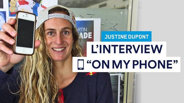 Dernier appel ? Dernière photo ? Bienvenue dans le téléphone de Justine Dupont