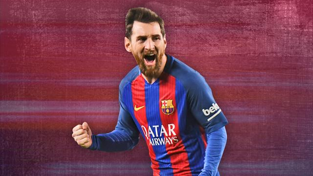 Messi, 8 ans d'excellence