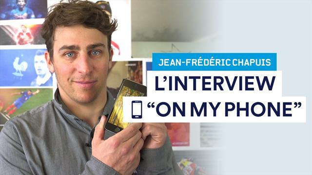 Dernier appel ? Dernière photo ? Bienvenue dans le téléphone de Jean-Frédéric Chapuis