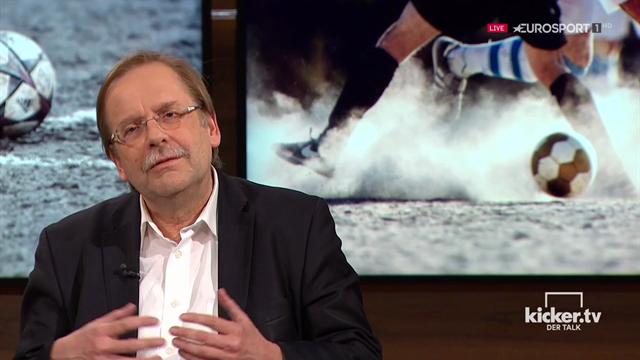 """DFB-Vize Koch: """"Fußball bringt die Menschen zusammen"""""""