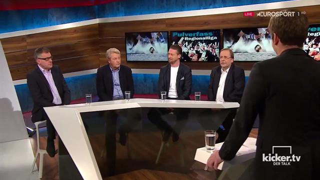 Pulverfass Regionalliga: Wie ist das Aufstiegsproblem zu lösen?