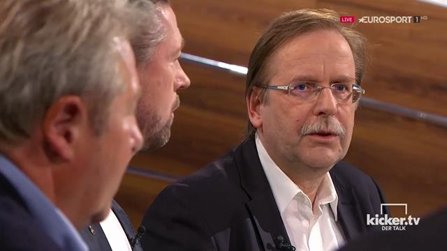 """DFB-Vize Koch: """"Nicht Profis und Amateure gegeneinander ausspielen"""""""