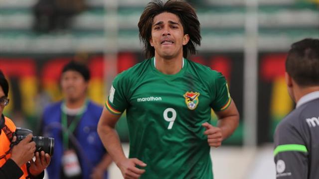 Bolivia se completa con la llegada de Marcelo Martins Moreno