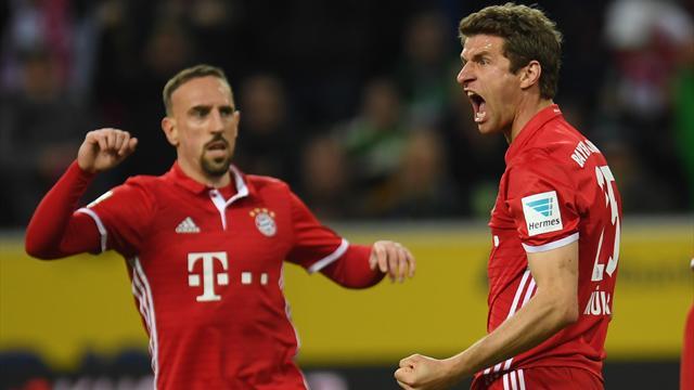 """Die pure Bayern-Gier: """"Sind süchtig nach Siegen"""""""