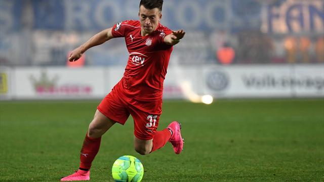 Aufholjagd in Zwickau, FSV rettet Unentschieden gegen Hansa