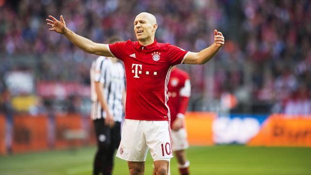 Diva Robben: Ein wenig Fluch und viel Segen für Bayern