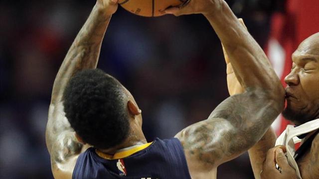 107-100.- Teague surge como líder ganador de los Pacers en un triunfo clave