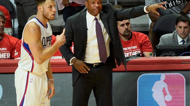 114-105. Baño de confianza de los Clippers ante los Knicks