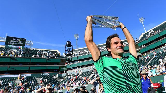 Rolex minute : Des surprises Pospisil et Kyrgios à la confirmation Federer, Indian Wells a détoné