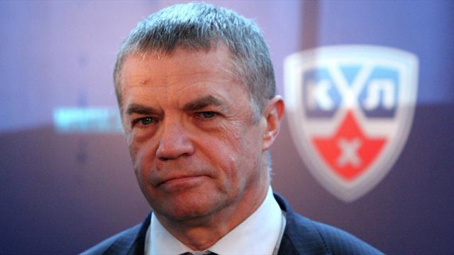 Медведев: «КХЛ учредит турнир и приз имени Гимаева»