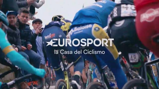 Eurosport, la casa del ciclismo