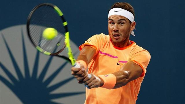 Raonic acompañará a Nadal, Murray y Wawrinka este año en Queen's