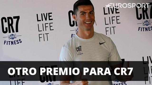 Nuevo y merecido premio de Cristiano Ronaldo