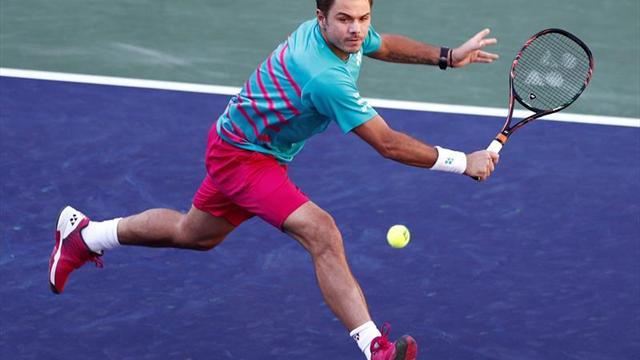 Nadal y Wawrinka, alternativas a Federer en un Miami sin Murray y Djokovic