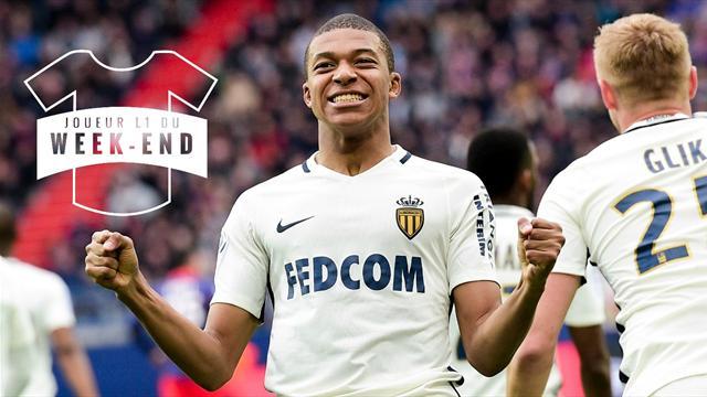 Pour vous, Mbappé est le meilleur joueur de la 30e journée de Ligue 1
