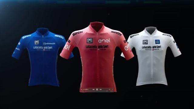 Giro 2017: Así va la clasificación general