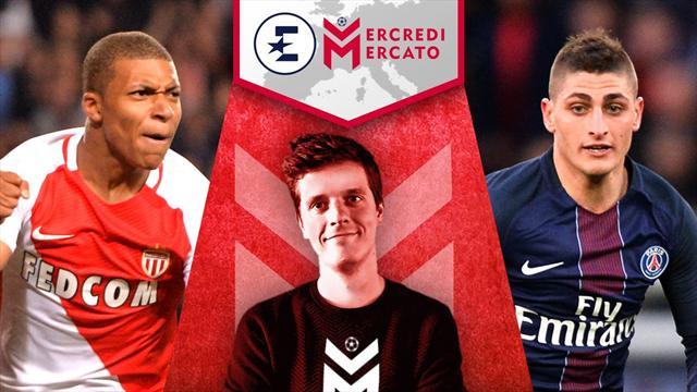 PSG, Real : Mbappé va-t-il quitter Monaco cet été ? On en parle dans Mercredi Mercato