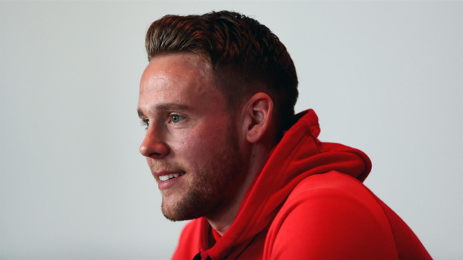 Chris Gunter craves Wales goal to go with his huge haul of caps   Football   Eurosport UK Eurosport