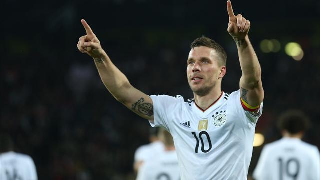 Podolski a brillamment réussi sa sortie