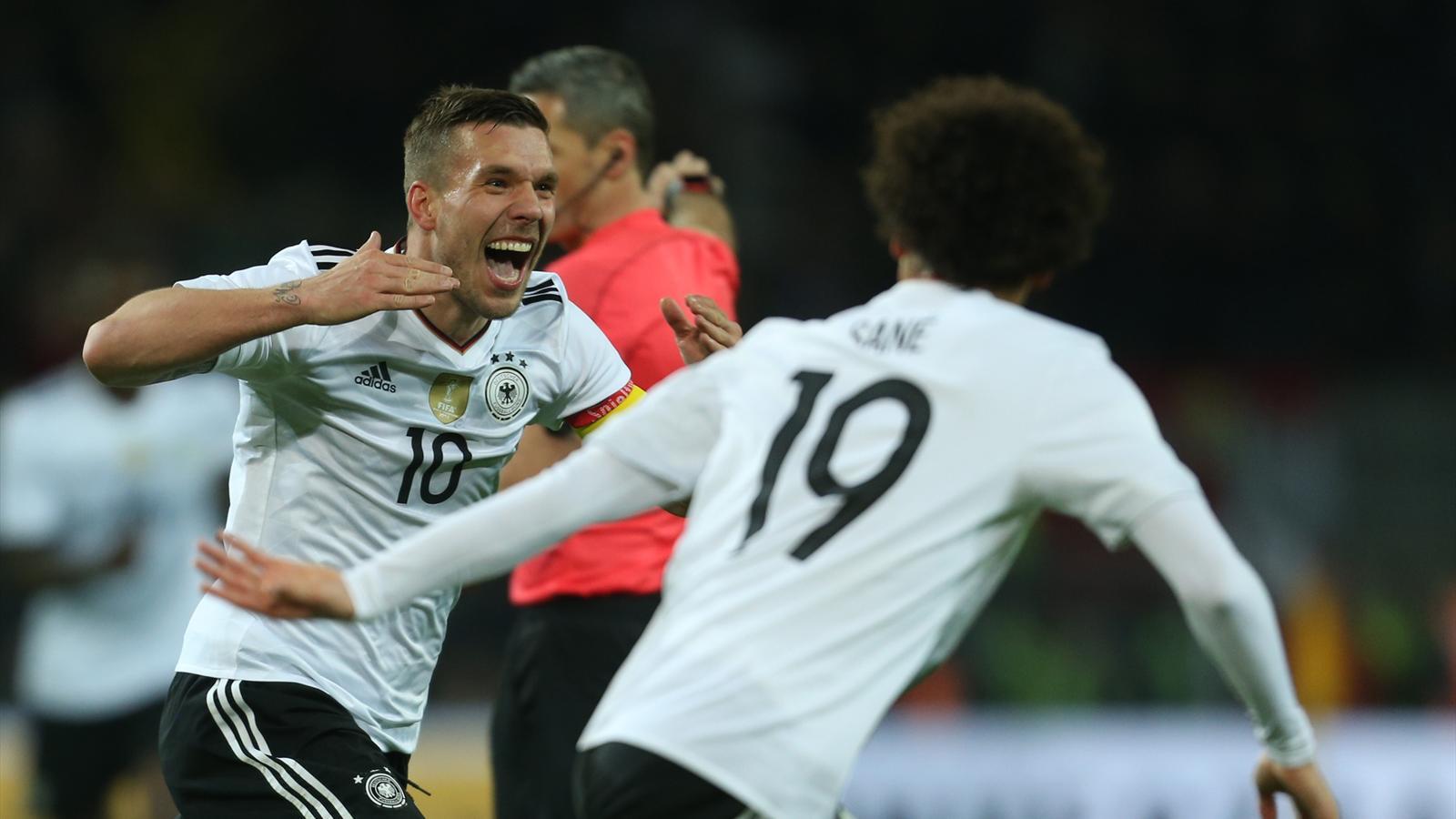 Lukas Podolski Kommentiert Sein Tor Des Jahres Cybermagicnu