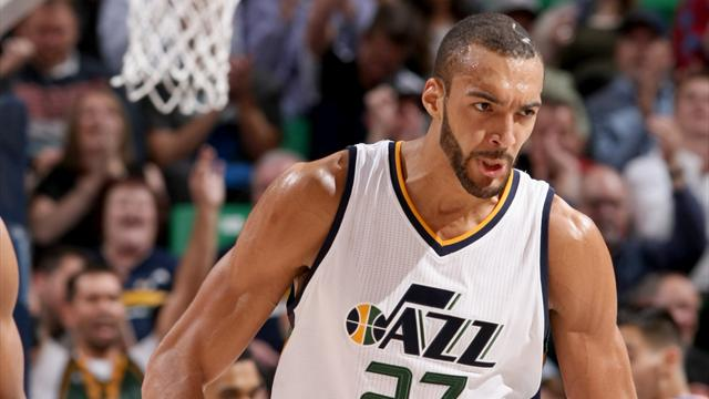 Gobert manquera le match 2