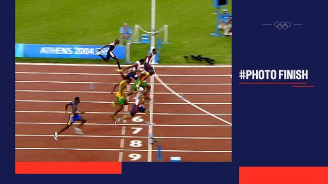#Photofinish: Dramatic Olympic finishes