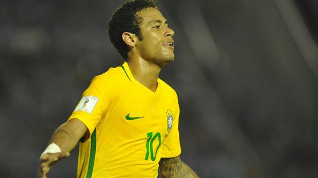 Neymar backed to beat Messi and Ronaldo to next Ballon d'Or