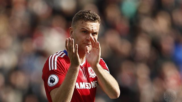 Ben Gibson says no decision made yet on Middlesbrough future