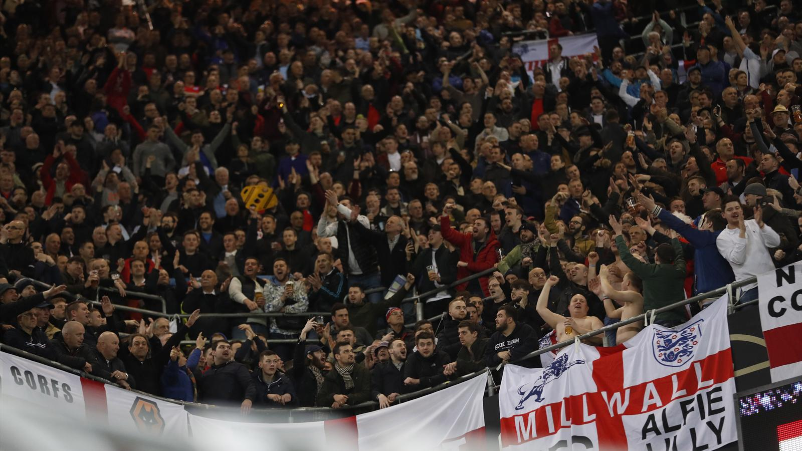 England fans 16th in list of nations requesting World Cup tickets, say