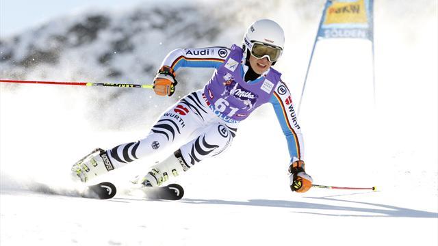 Ski alpin: Weinbuchner holt DM-Titel im Riesenslalom
