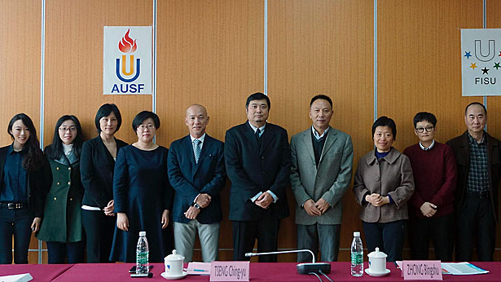 3rd board meeting of ausf education development center - University league tables french ...