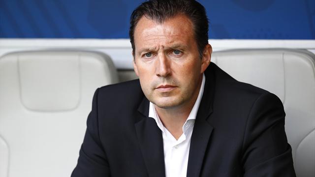 Wilmots nicht mehr Nationaltrainer der Elfenbeinküste