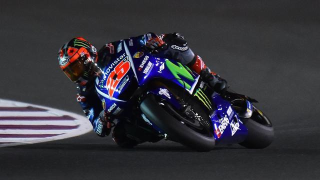 Terze prove libere: Viñales in vetta, super giro di Iannone (2°), Rossi decimo