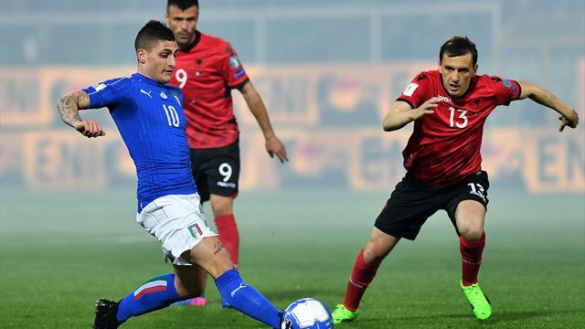 La Squadra Azzurra reste collée aux basques de la Roja