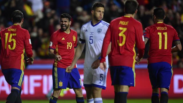 L'Espagne n'a pas perdu la tête