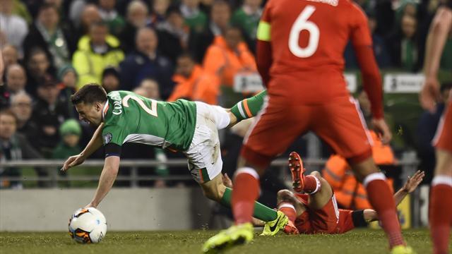 Her brekker Coleman beinet: – Det gjør så vondt å se på