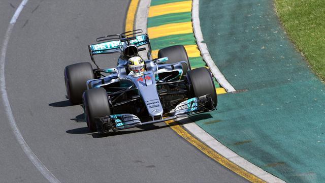 Хэмилтон выиграл первую квалификацию в сезоне, Квят – девятый
